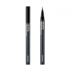 Bút dạ kẻ mắt The Face Shop Ink Graffi Brush Pen Liner 0.6g