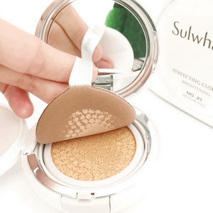Phấn nước Sulwhasoo Perfecting Cushion Brightening Duo Travel Exclusive 30g