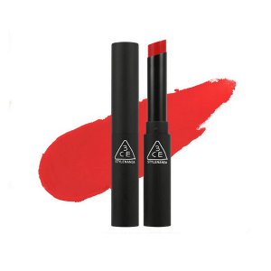 Son 3CE Slim Velvet Lip Color Pale Red ( Đỏ Tươi )