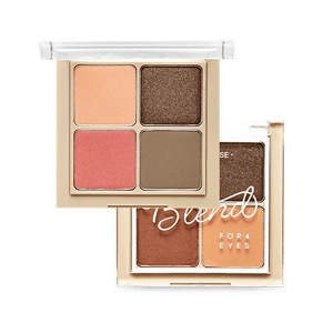 Bảng phấn mắt 4 ô Etude House Blend For Eyes 8g