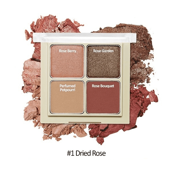 Etude House Blend For Eyes #1 Dried Rose
