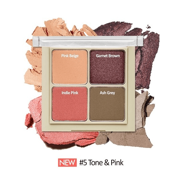 Etude House Blend For Eyes #5 Tone & Pink