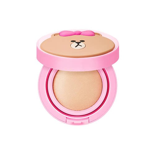 Missha Glow Tension Line Friends Edition #21 Fair Pink Tone