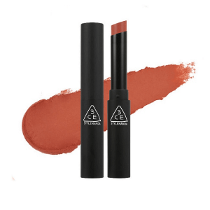 Son 3CE Slim Velvet Lip Color Simple Stay ( Cam Nude Pha Đất )