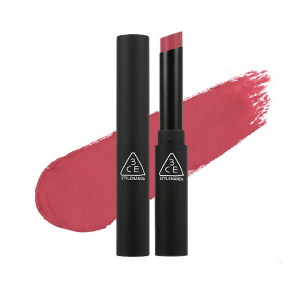 Son 3CE Slim Velvet Lip Color Snow Glass ( Hồng )