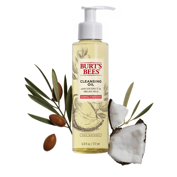 Dầu tẩy trang Burt's Bees Cleansing Oil with Coconut & Argan Oils 177ml 2