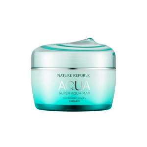 Kem dưỡng ẩm Nature Republic Super Aqua Max Combination Watery Cream 80ml