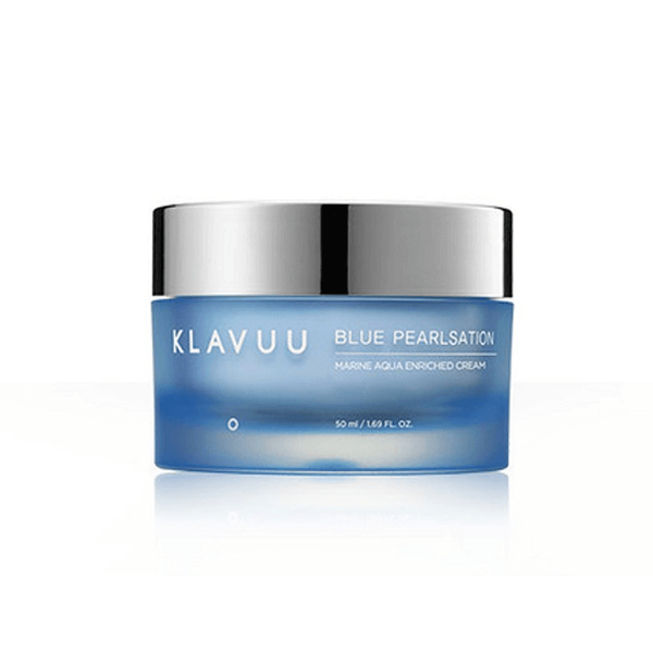 Kem dưỡng da Klavuu Blue PearlSation Marine Aqua Enriched Cream 50ml