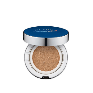 Phấn nước ngọc trai Klavuu Blue Pearlsation High Coverage Marine Collagen Aqua Cushion