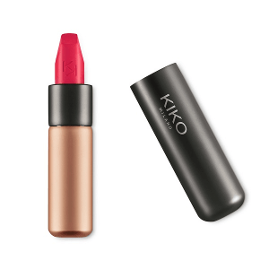 Son Kiko Velvet Passion Matte Lipstick màu 310 Strawberry Red