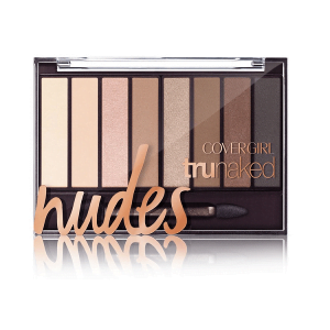 Bảng phấn mắt 8 màu Covergirl Trunaked Eyeshadow Nudes 6.5g