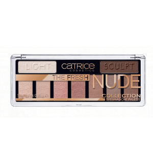 Bảng phấn mắt 9 ô Catrice The Fresh Nude Collection Eyeshadow Palette