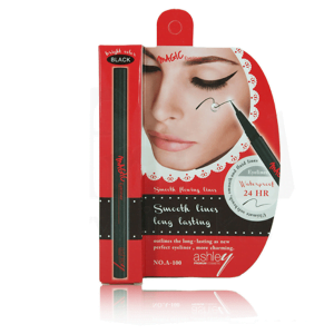 Kẻ mắt dạ chống trôi Ashley Magic Smooth Flowing Eyeliner Waterproof 24h