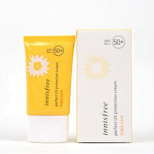 Kem chống nắng da dầu Innisfree Perfect UV Protection Cream Long Lasting SPF 50 PA+++ 50ml