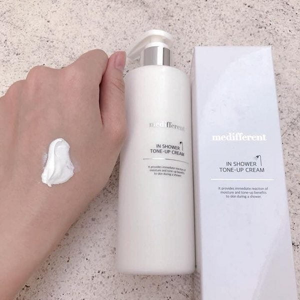 Sữa tắm truyền trắng Medifferent In Shower Tone-Up Cream