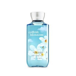 Sữa tắm Bath and Body Works Cotton Blossom Shower Gel 295ml
