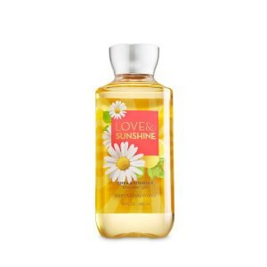Sữa tắm Bath and Body Works Love Sunshine Shower Gel 295ml