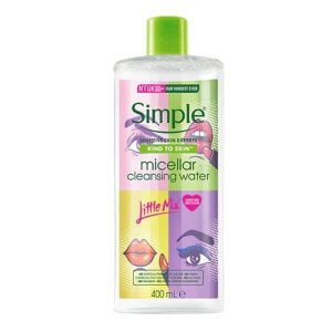 Nước tẩy trang Simple Micellar Cleansing Water Limited 400ml