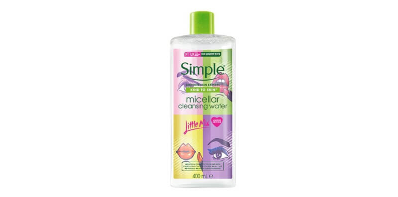 Simple Micellar Cleansing Water Limited